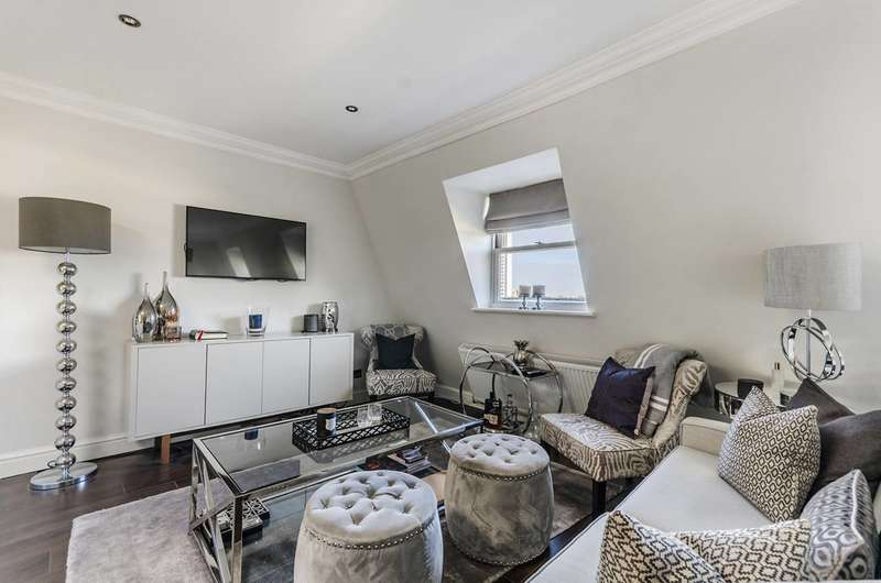 2 Bedrooms Flat for sale in Eardley Crescent, Earls Court, SW5