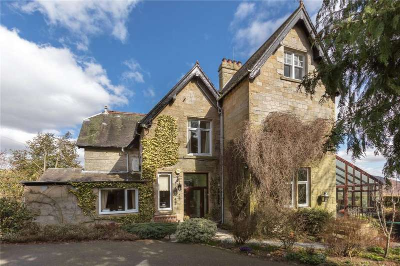 5 Bedrooms Semi Detached House for sale in West Lintmailing, Manse Street, Galashiels, Scottish Borders