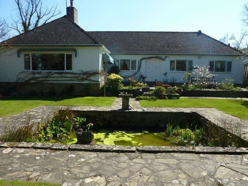 3 Bedrooms Detached Bungalow for sale in West End