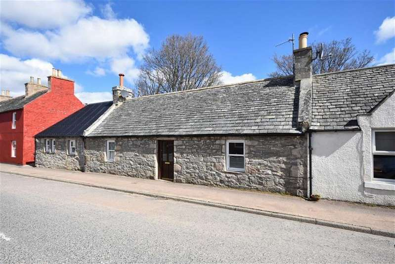 3 Bedrooms End Of Terrace House for sale in Tomintoul