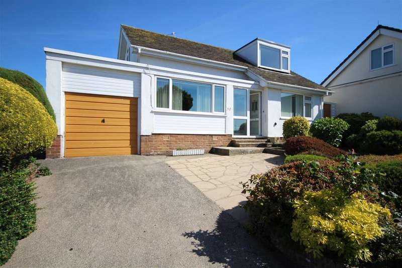 3 Bedrooms Detached Bungalow for sale in Rochester Way, Rhos-on-Sea