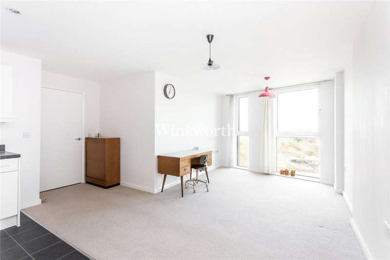 2 Bedrooms Flat for sale in Coppermill Heights, Mill Mead Road, London, N17