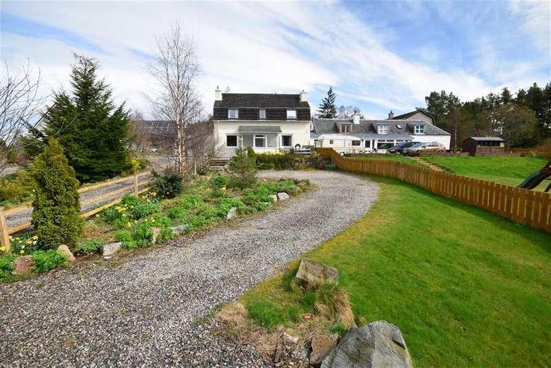 4 Bedrooms Semi Detached House for sale in Nethy Bridge