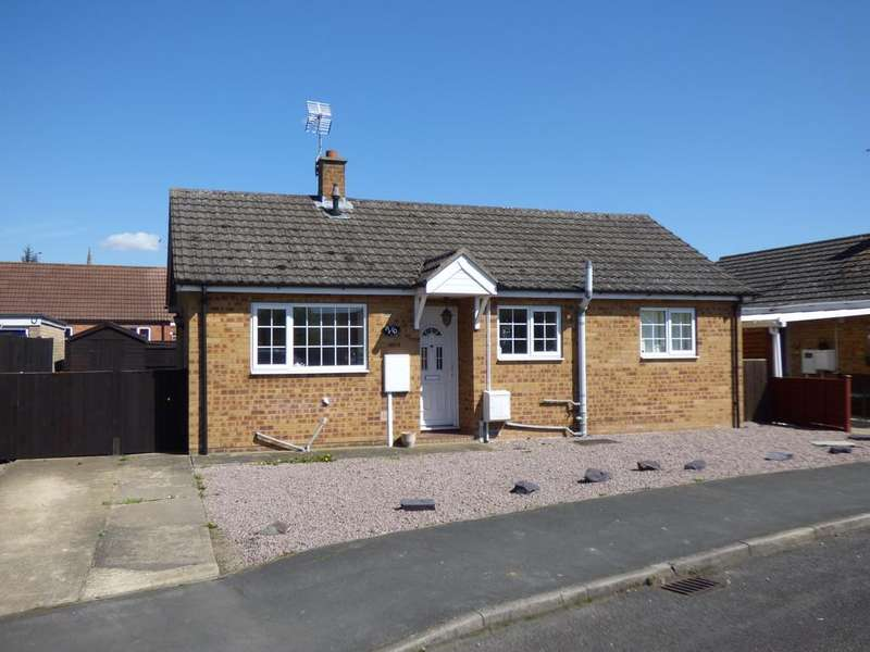 2 Bedrooms Detached Bungalow for sale in Ash Court, Donington