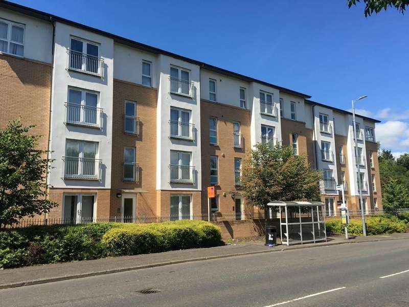 2 Bedrooms Flat for sale in Dalreoch Place, Dumbarton G82 4JY
