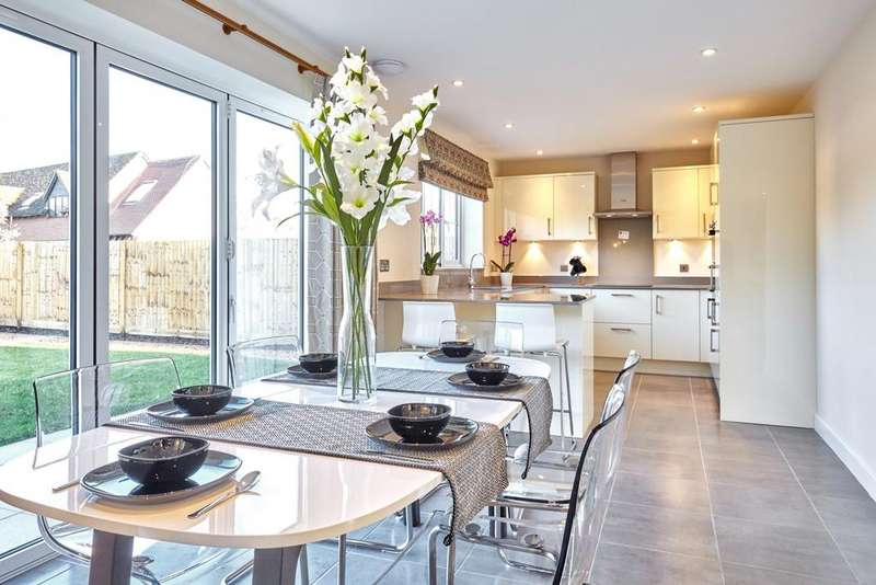4 Bedrooms Detached House for sale in Bull Lane, Riseley, RG7