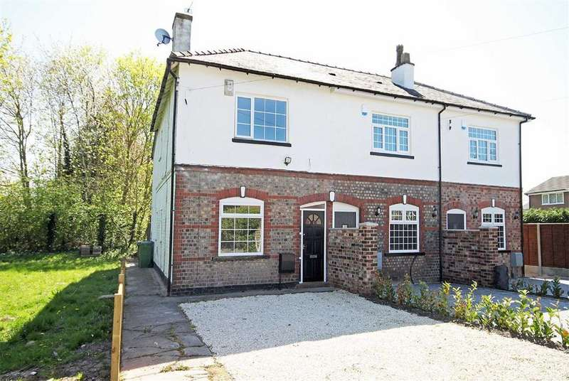 3 Bedrooms Semi Detached House for sale in Meadowcroft, Baguley, Manchester