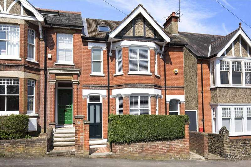 4 Bedrooms End Of Terrace House for sale in North Road, Berkhamsted, Hertfordshire, HP4
