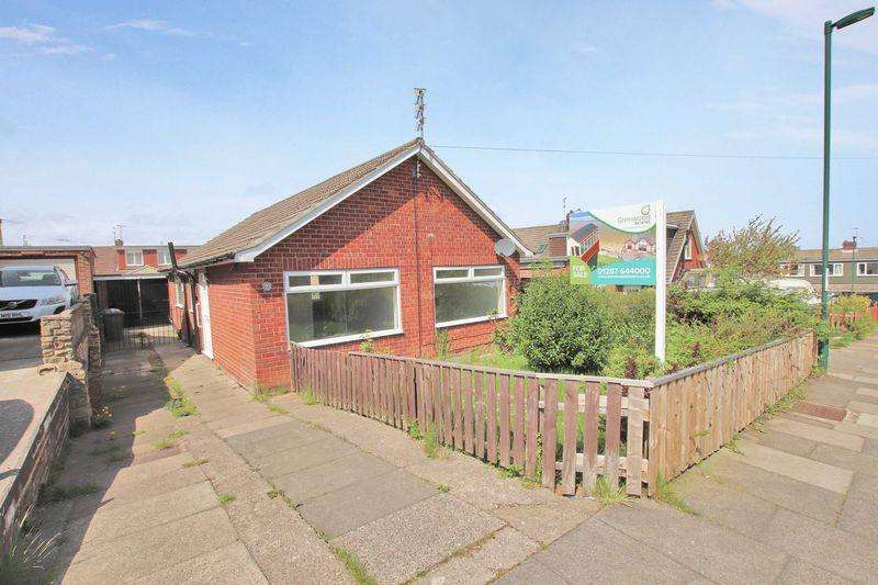 3 Bedrooms Detached Bungalow for sale in Severn Grove, Skelton In Cleveland