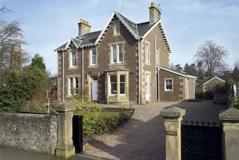 6 Bedrooms Detached House for sale in Thornhill, Ferntower Road, Crieff, Perthshire