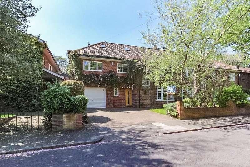 5 Bedrooms Semi Detached House for sale in Glastonbury Grove, Jesmond, NE2