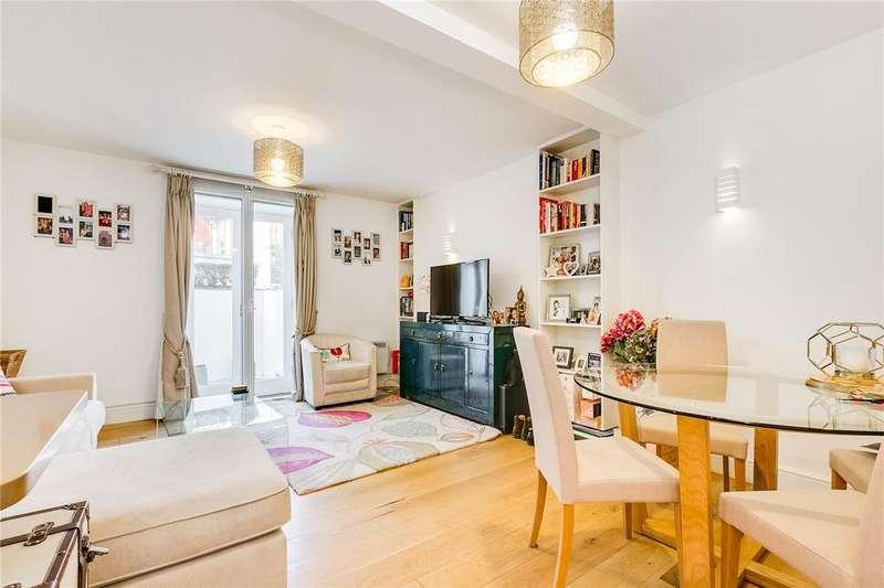 1 Bedroom Maisonette Flat for sale in East Hill, London