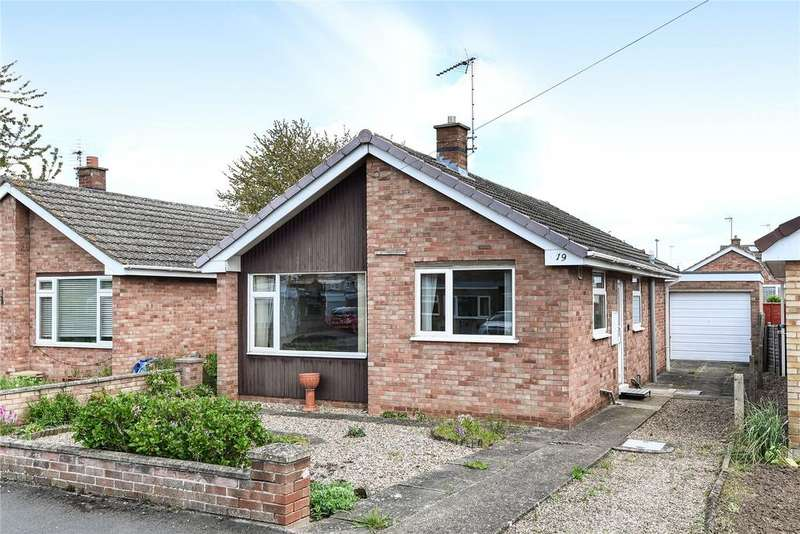 2 Bedrooms Detached Bungalow for sale in Christopher Crescent, Sleaford, NG34
