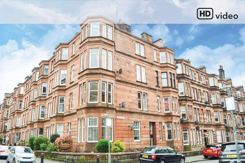 2 Bedrooms Flat for sale in Strathyre Street, Flat 1/2, Shawlands, Glasgow, G41 3LL