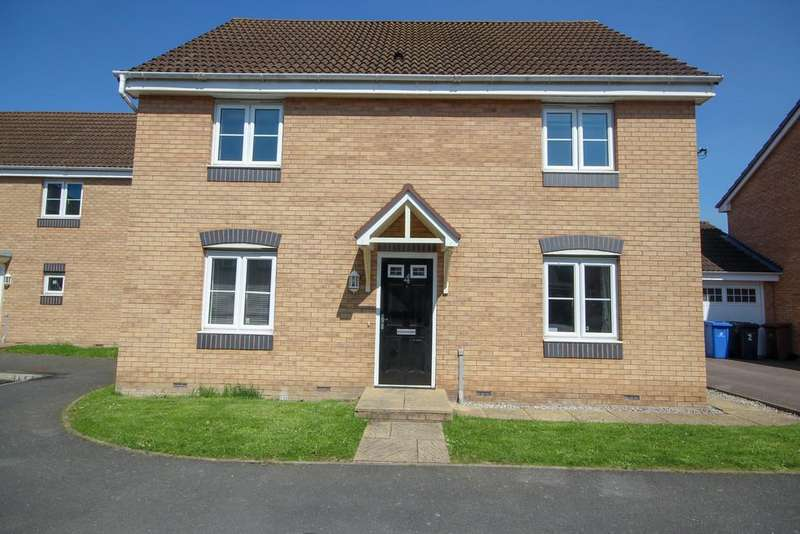 4 Bedrooms Detached House for sale in Ocean Court, Derby