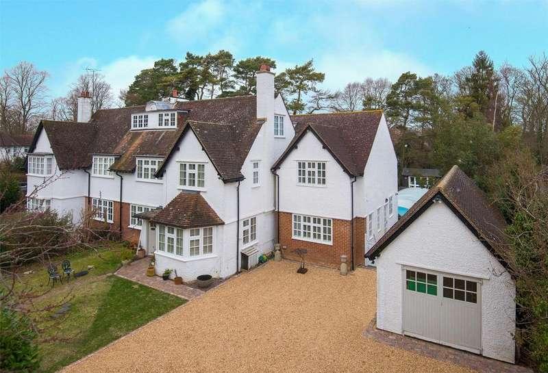 6 Bedrooms Semi Detached House for sale in Sollershott East, Letchworth Garden City, Hertfordshire