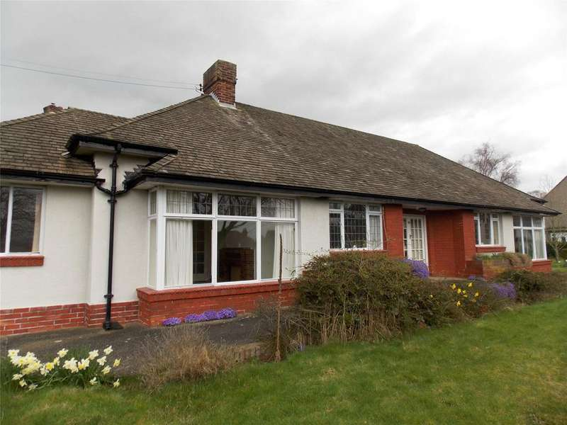 3 Bedrooms Bungalow for sale in Heddon On The Wall