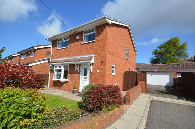 4 Bedrooms Detached House for sale in Sherwood Grove, Meols