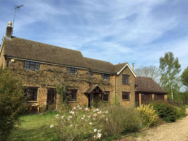 5 Bedrooms Detached House for rent in Byfield Road, Chipping Warden, Banbury, Oxfordshire, OX17