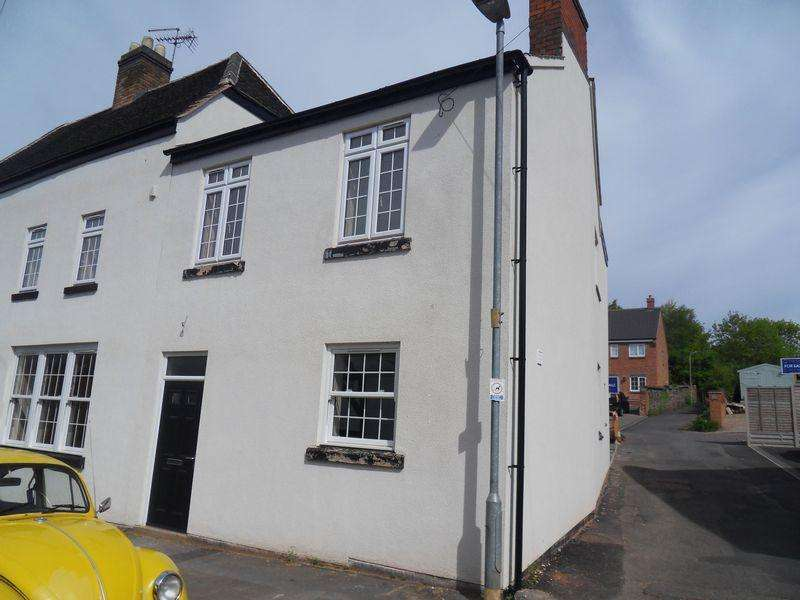 2 Bedrooms Town House for sale in Dennis Street, Hugglescote