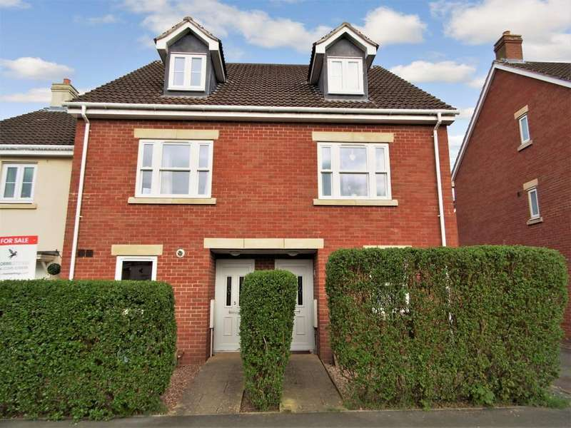 4 Bedrooms Terraced House for sale in Byes Lane , Sidford
