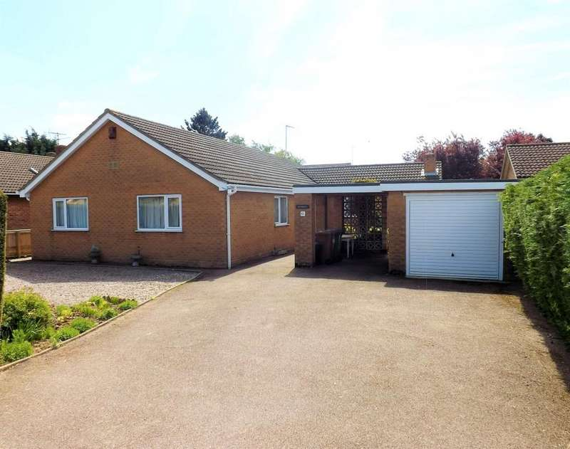 4 Bedrooms Detached Bungalow for sale in High Road, Gorefield