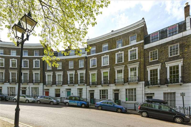 2 Bedrooms House for sale in Percy Circus, London, WC1X