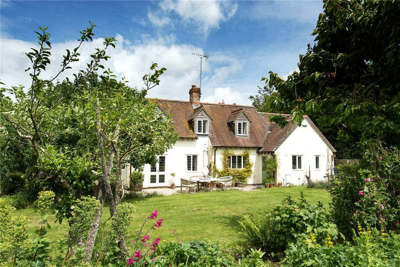 5 Bedrooms Detached House for sale in Southover, Tolpuddle, Dorchester, Dorset, DT2