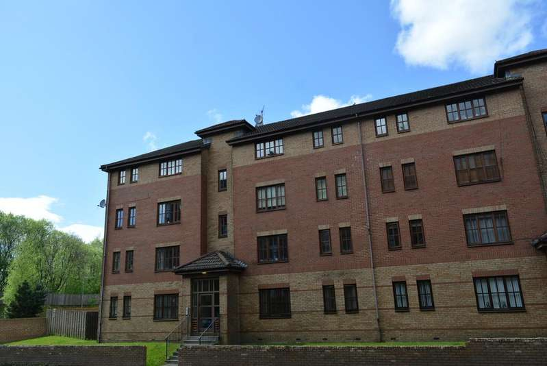 2 Bedrooms Flat for sale in 3/2 8 Greenlaw Road, GLASGOW, G14 0PG