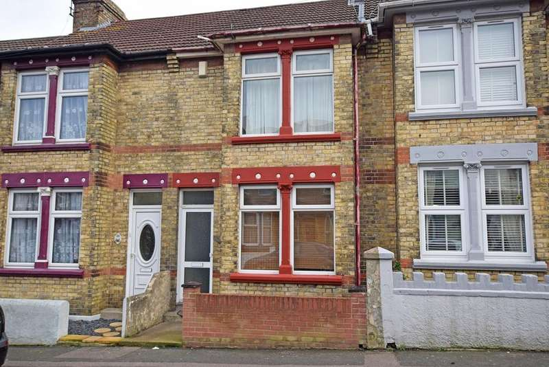 3 Bedrooms Terraced House for sale in Louisville Avenue, Gillingham, ME7