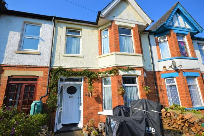3 Bedrooms Terraced House for sale in Narrabeen Road, Cheriton, Folkestone
