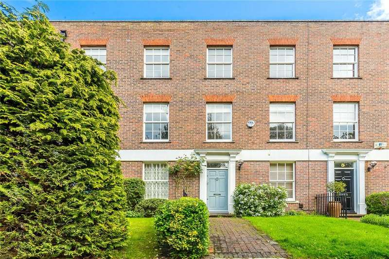 5 Bedrooms Terraced House for sale in Chiswick Wharf, Chiswick, London, W4