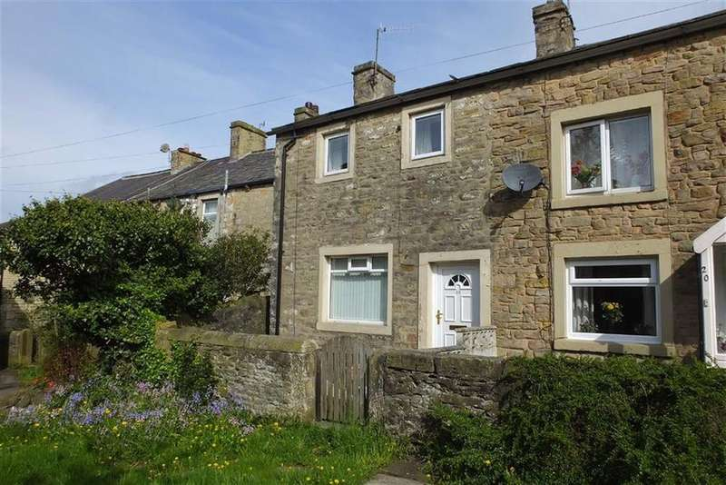 2 Bedrooms Cottage House for sale in St. James Square, Barnoldswick, Lancashire, BB18