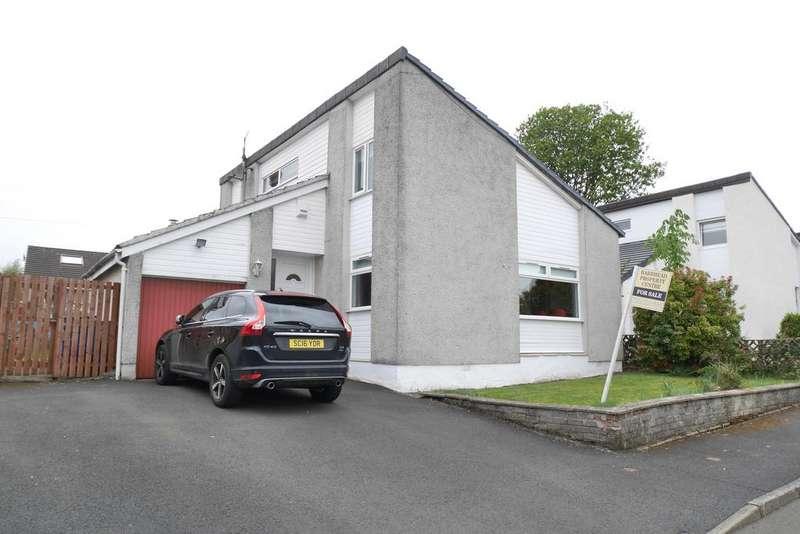 4 Bedrooms Detached Villa House for sale in Beechwood Grove, Barrhead, Glasgow G78