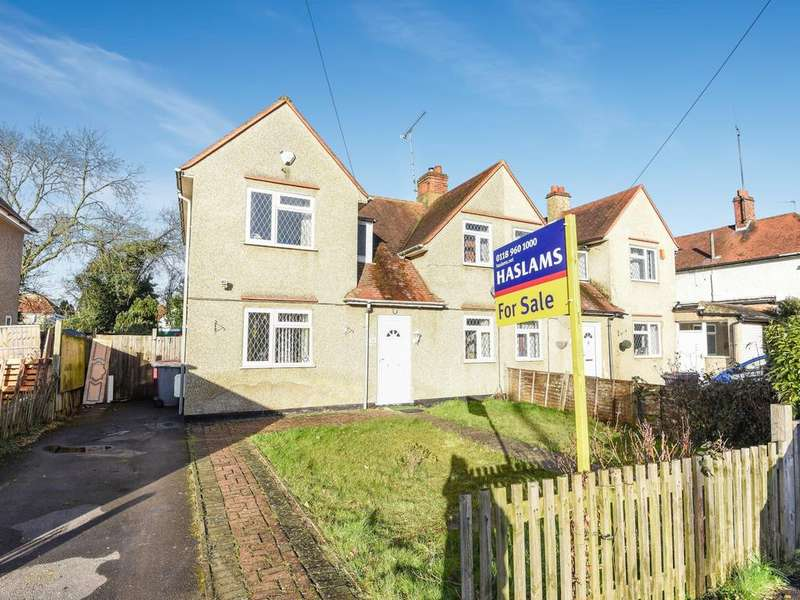 3 Bedrooms Semi Detached House for sale in Shinfield Road, Reading, RG2