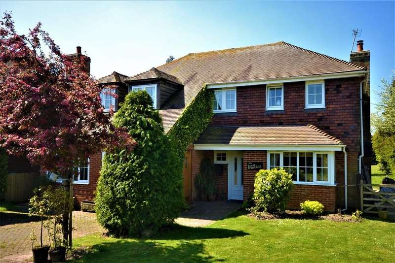 4 Bedrooms Detached House for sale in Newchurch