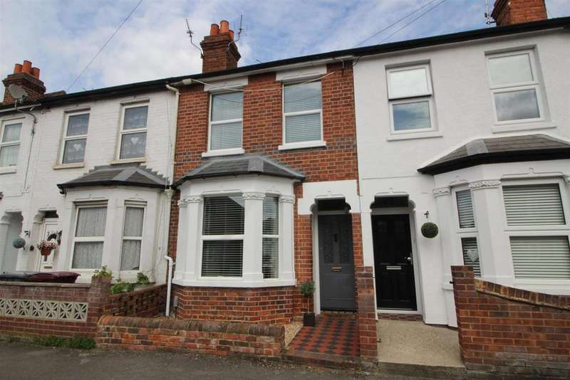 2 Bedrooms Terraced House for sale in Addison Road, Reading