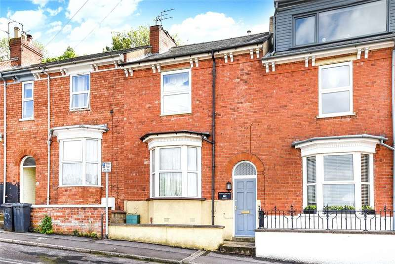 2 Bedrooms Terraced House for sale in Yarborough Terrace, Lincoln, LN1