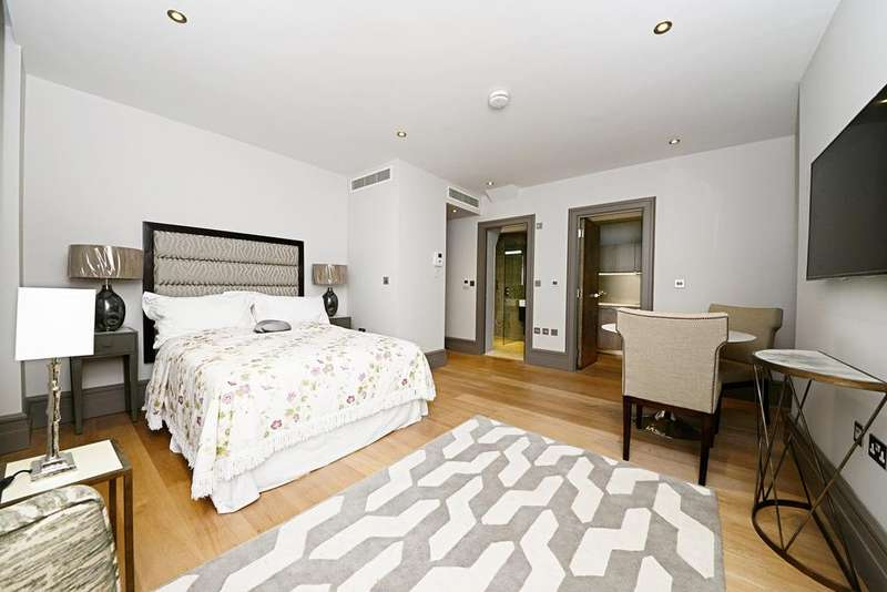 Studio Flat for sale in Dorset Square, London