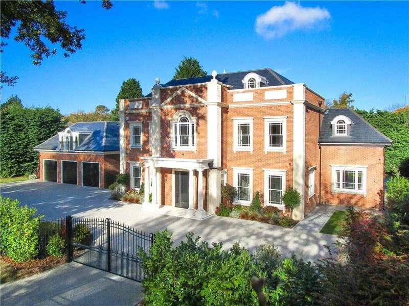 7 Bedrooms Detached House for sale in Cranley Road, Burwood Park, Walton-on-Thames, Surrey, KT12