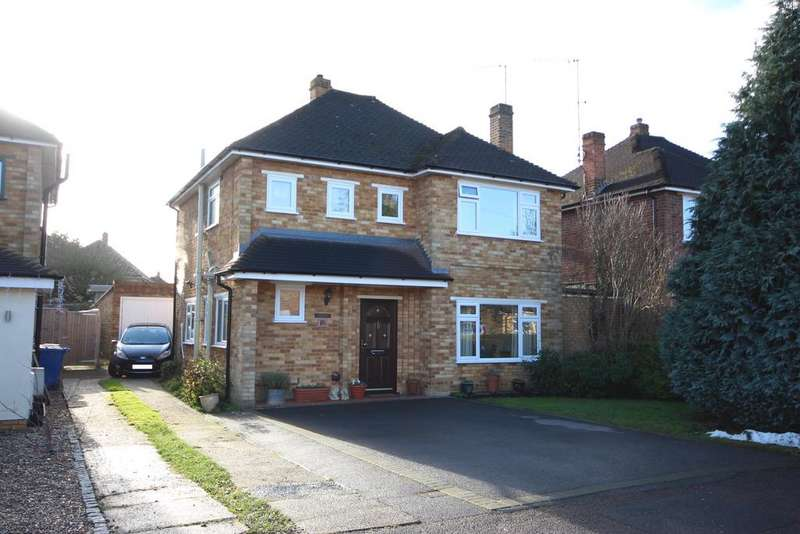 3 Bedrooms Detached House for sale in Bloomfield Road, Maidenhead