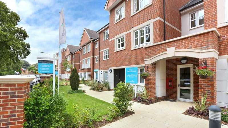 1 Bedroom Retirement Property for sale in St Luke's Road, Maidenhead