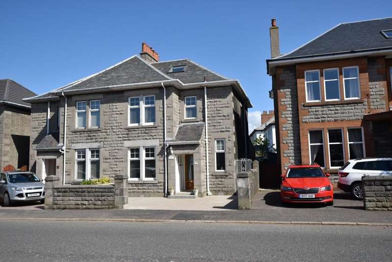 2 Bedrooms Semi-detached Villa House for sale in 59 Ayr Road, Prestwick, KA9 1SY