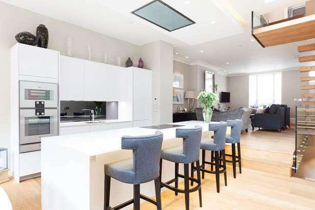 5 Bedrooms House for sale in Courtnell Street, London, W2