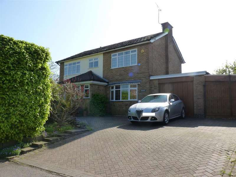 4 Bedrooms Detached House for sale in West Street, Welford, Northampton