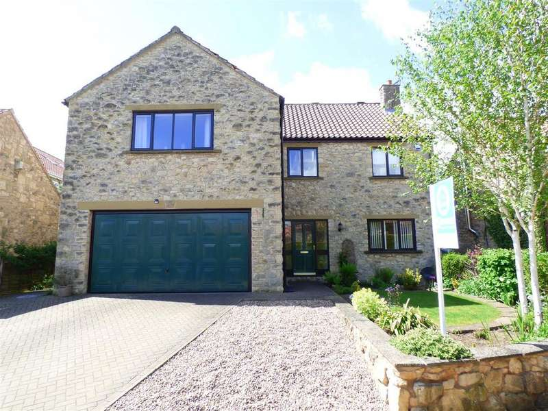 6 Bedrooms Detached House for sale in Top House Court, Kirk Smeaton
