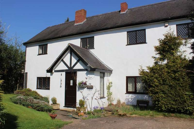 4 Bedrooms Cottage House for sale in Middleton, Tamworth