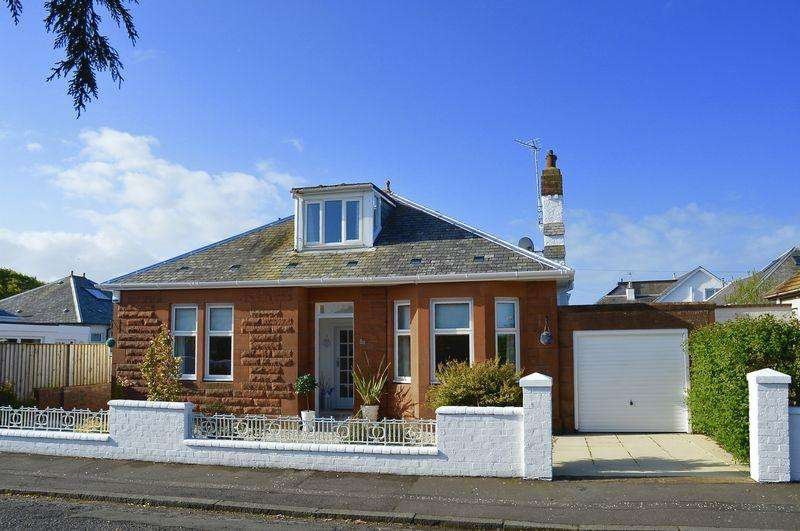 3 Bedrooms Detached Bungalow for sale in Seafield Drive, Seafield, Ayr