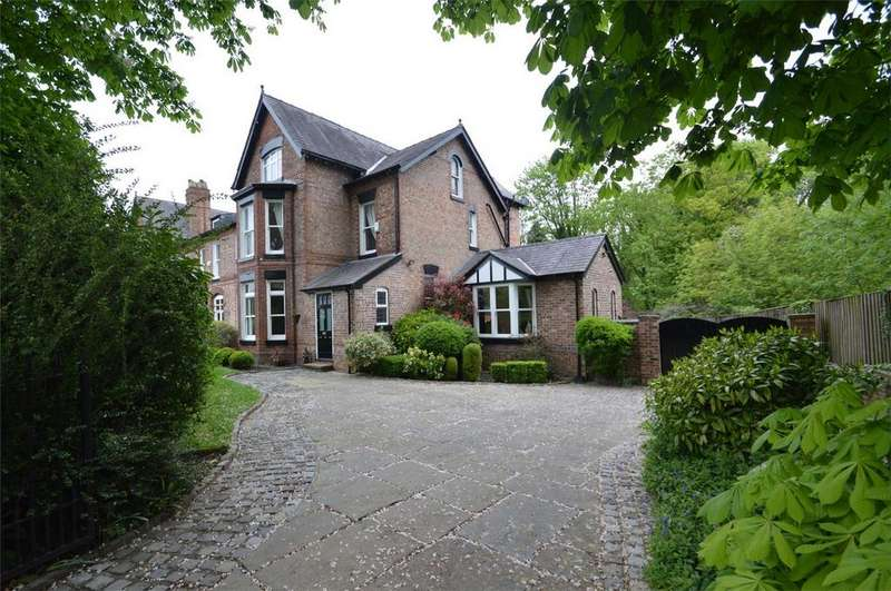 4 Bedrooms End Of Terrace House for sale in 'Daneleigh' Dane Road, SALE, Cheshire