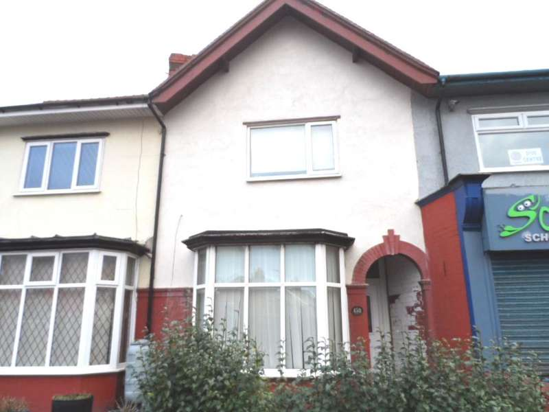 3 Bedrooms Terraced House for sale in Talbot Road, Blackpool, FY3 7BE